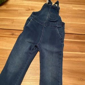 Genuine Kids  oshkosh jean overall strech